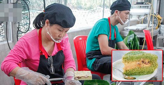 'Ông chú' chế tạo máy làm bánh chưng đầu tiên tại Việt Nam: Mỗi ngày ra lò hơn ngàn cái, ăn Tết mệt nghỉ