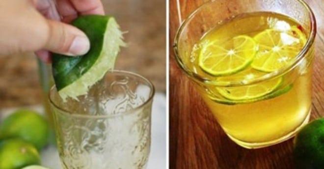 Uống nước Chanh Mật Ong vào buổi sáng giúp chống được nhiều bệnh tật